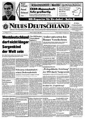 ND-Archiv: Neues Deutschland vom 14.05.1965
