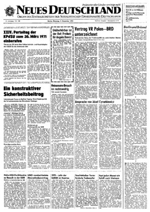 1971 handfeuerwaffe mit