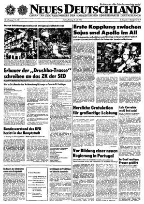 ND-Archiv: Neues Deutschland vom 18.07.1975