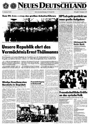 ND-Archiv: Neues Deutschland vom 17.04.1976