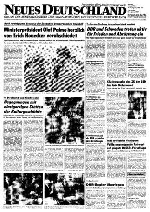 61 65 62 63 64 DDR Neues Deutschland Juli 1959 Geburtstag Hochzeit 60 ZK