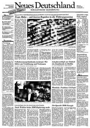 ND-Archiv: Neues Deutschland vom 27.06.1990